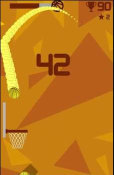 反向投篮手游休闲版1.0截图0