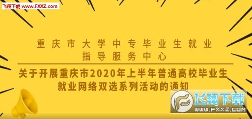 2020重庆高校毕业生就业信息网登陆