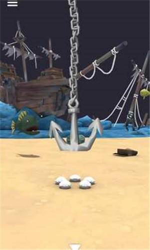 彼得潘逃离梦幻岛安卓版1.0截图0