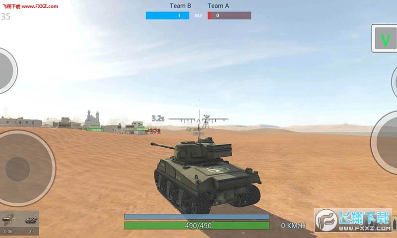 装甲战争手游国服最新版2020.3.2.3全新版截图2