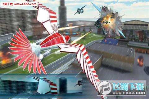 凤凰座出击战机解锁版1.0最新版截图1