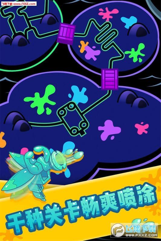 全民消泡泡无限塔防破解版4.0免费版截图2