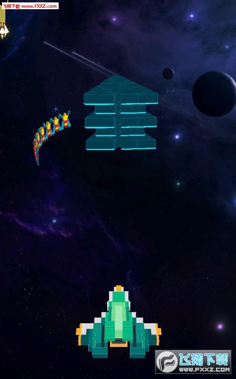太空克星最新手游1.0免费版截图0