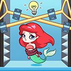 解救美人鱼逃脱游戏v1.0抖音版
