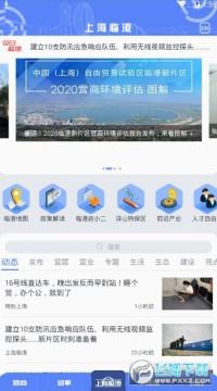 上海临港综合服务平台