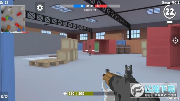 人类射击战场安卓版