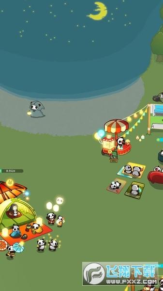 熊猫创造露营岛安卓版v1.6.0官方版截图0