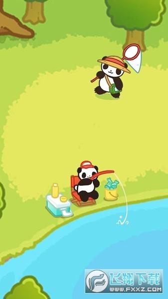 熊猫创造露营岛安卓版v1.6.0官方版截图1