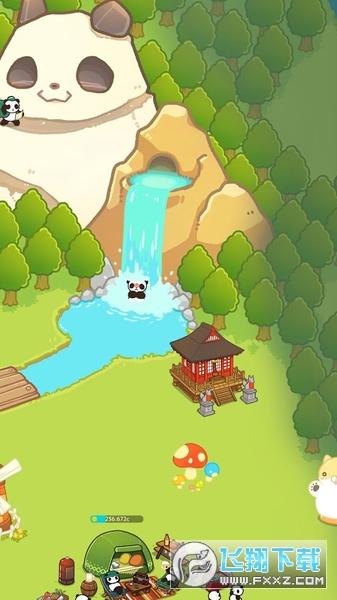 熊猫创造露营岛安卓版v1.6.0官方版截图2