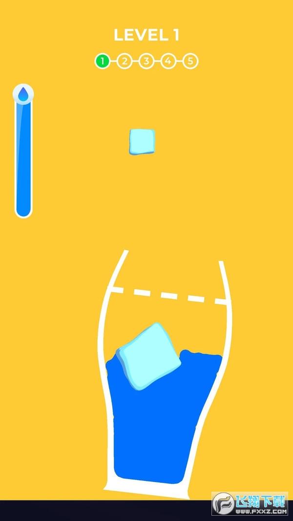 冰块玻璃杯安卓版v1.4完整版截图0