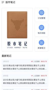 交易笔记app