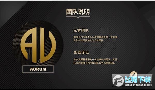 AURUM区块链平台v1.1.1 安卓版截图1