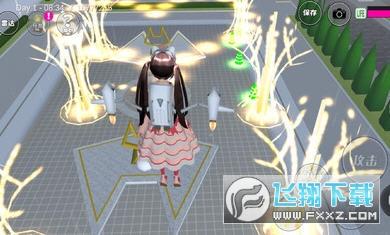 樱花校园模拟器洛丽塔十八汉化版v1.036.08破解版截图3