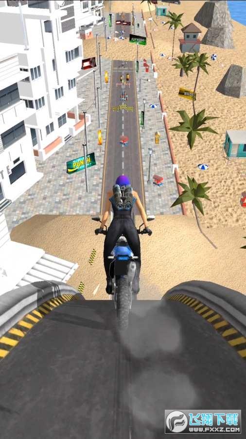 摩托车特技飞跃手机版v1.1安卓版截图0