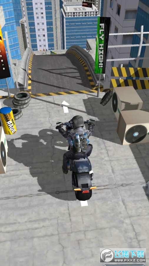摩托车特技飞跃手机版v1.1安卓版截图3