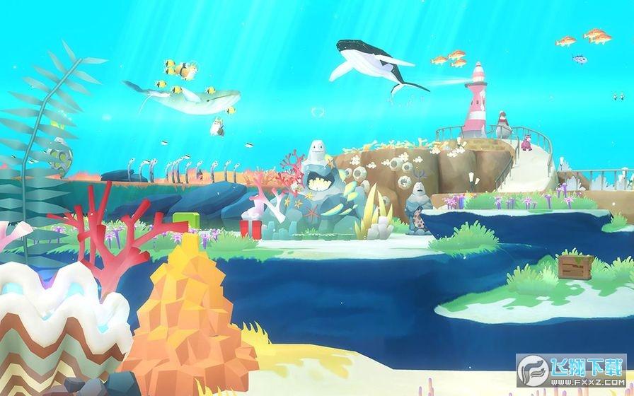 深海水族馆世界无限珊瑚版v1.0内购版截图1