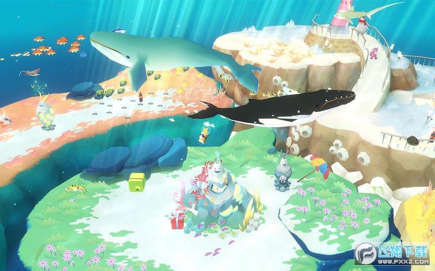 深海水族馆世界无限珊瑚版v1.0内购版截图2