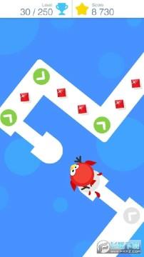 愤怒的小鸟跑酷安卓版