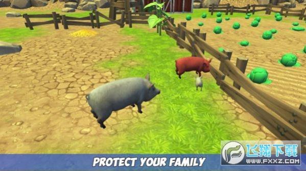 一头猪模拟器手游