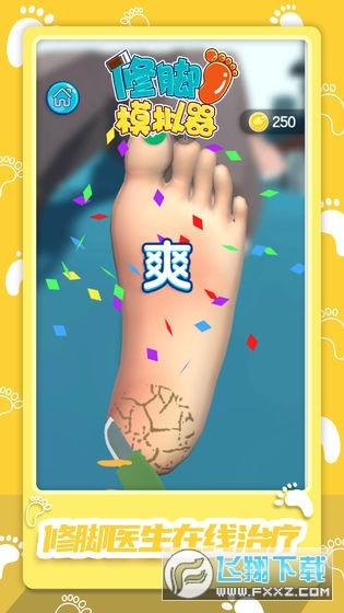 修脚模拟器安卓版v2.0中文版截图2