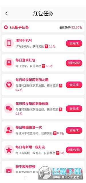 壹家联盟转发赚钱大全app1.0综合版截图0