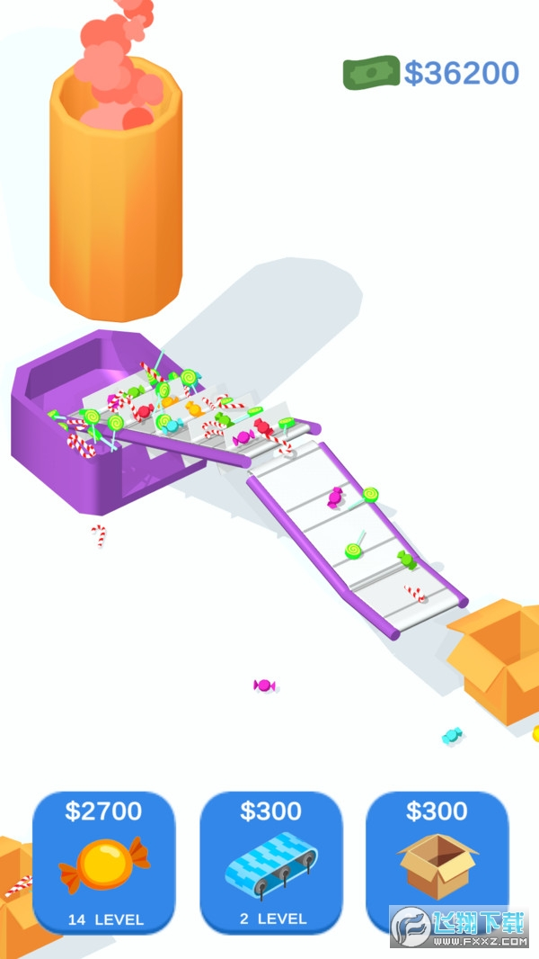 空闲糖果无限金钱版v0.1内购版截图2