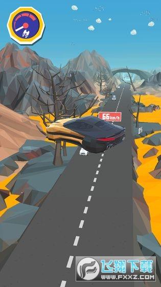 荒野飞车赚钱版v1.0福利版截图0