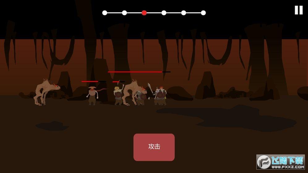 篝火被遗弃的土地中文版v1.0完整版截图2
