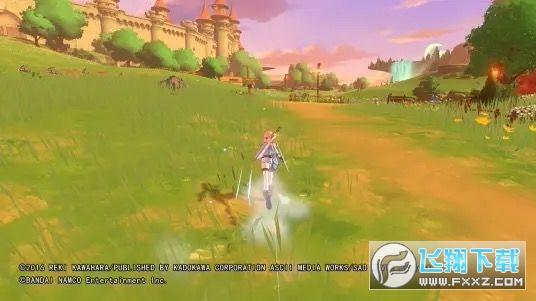 刀剑神域黑衣剑士王牌手游正版v1.0公测版截图2