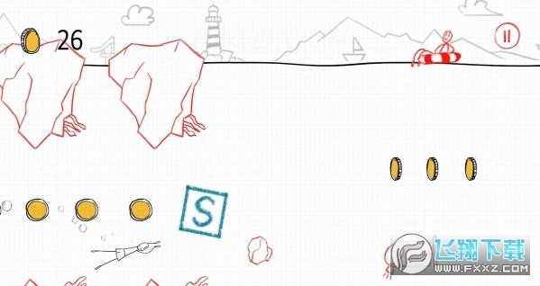 Sketchman Run完整版1.0安卓版截图1