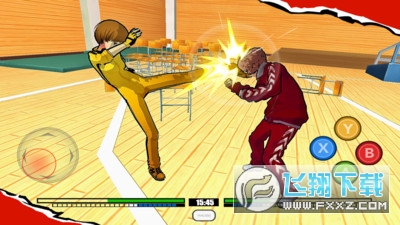 高中女生动漫战役安卓版v1.0官方版截图0