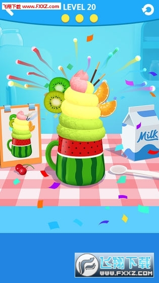 冰淇淋梦工坊红包版1.0.2手机版截图0
