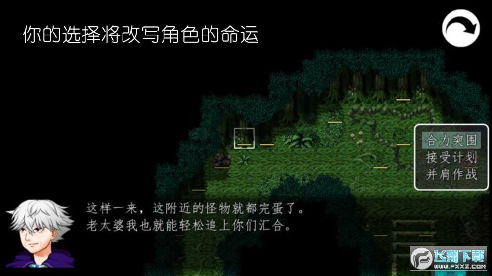 冠名之地物语银完整版v1.0手机版截图3