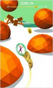 金币逃亡游戏领红包1.0秒提现版截图0