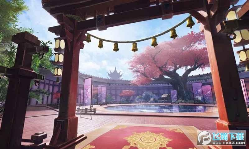 代号剑侠E西山居新游v1.0官方版截图2