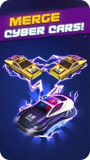 科幻汽车合成赚钱游戏v2.0.1 安卓版截图0