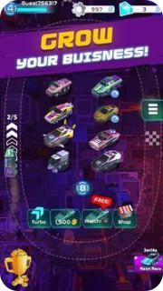 科幻汽车合成赚钱游戏v2.0.1 安卓版截图2