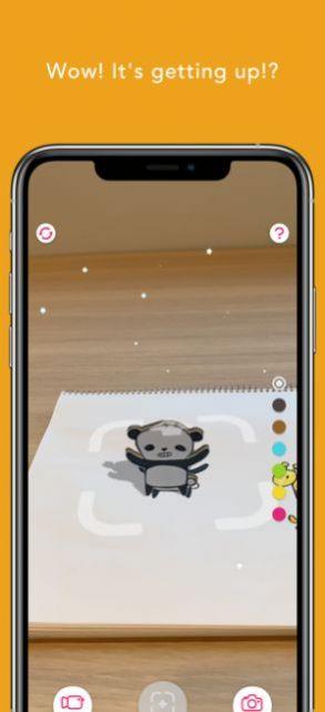 涂鸦AR手机版v1.0安卓版截图0