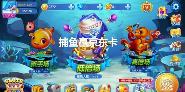 捕鱼赢京东卡游戏_可以赢京东卡的捕鱼_捕鱼赢京东卡