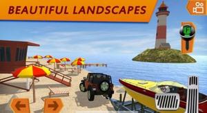 Camper Van Beach Resort1.0最新版截图0