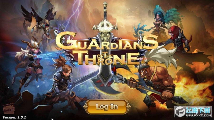 Guardians of The Throne海外服