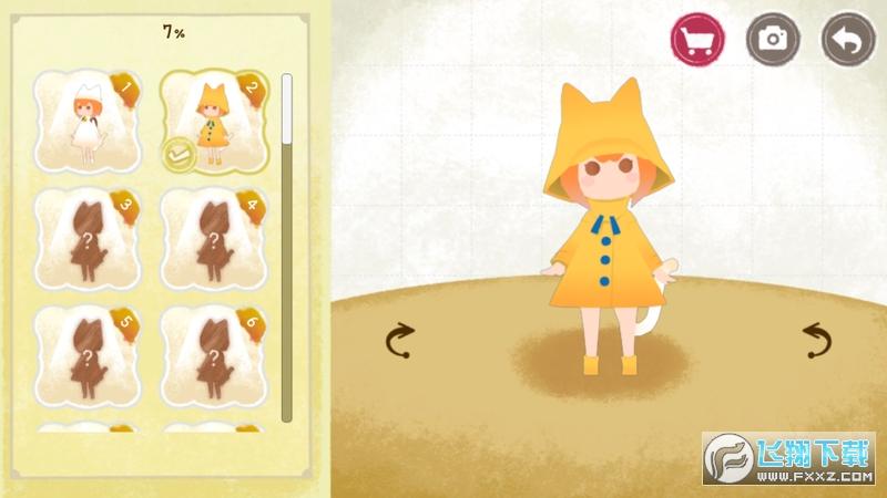 迷失猫咪的旅程2汉化版v1.0.5891安卓版截图1