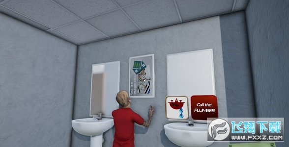 Toilet Management Simulator手机版1.01免费版截图0