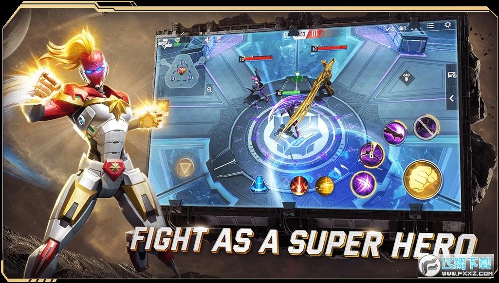 漫威超级战争满人物v3.2.0解锁版截图1