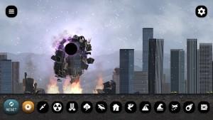 毁灭城市模拟器官方版v1.0手机版截图0