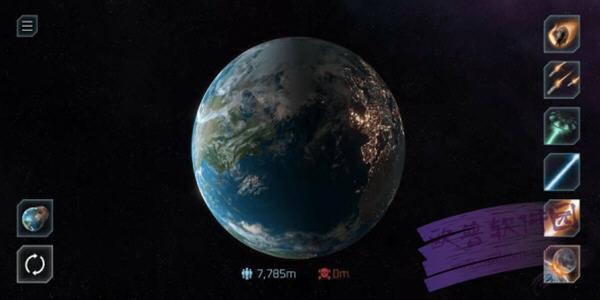 毁灭一个星球的游戏_毁灭星球的模拟游戏
