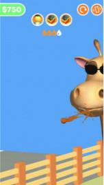 沙雕长颈鹿模拟器appv1.0 安卓版截图1