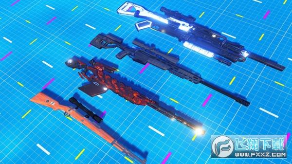 狙击普通的鹿模拟器游戏1.0安卓版截图1
