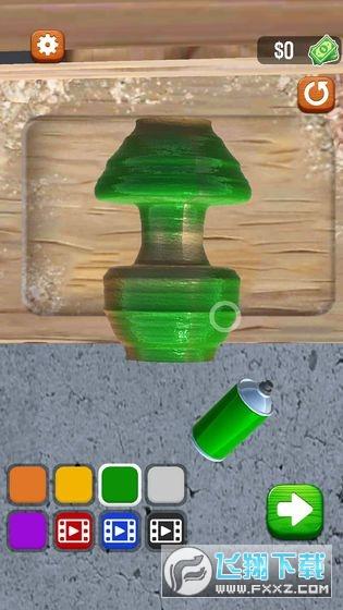 旋转木雕小游戏v1.8.4手机版截图0