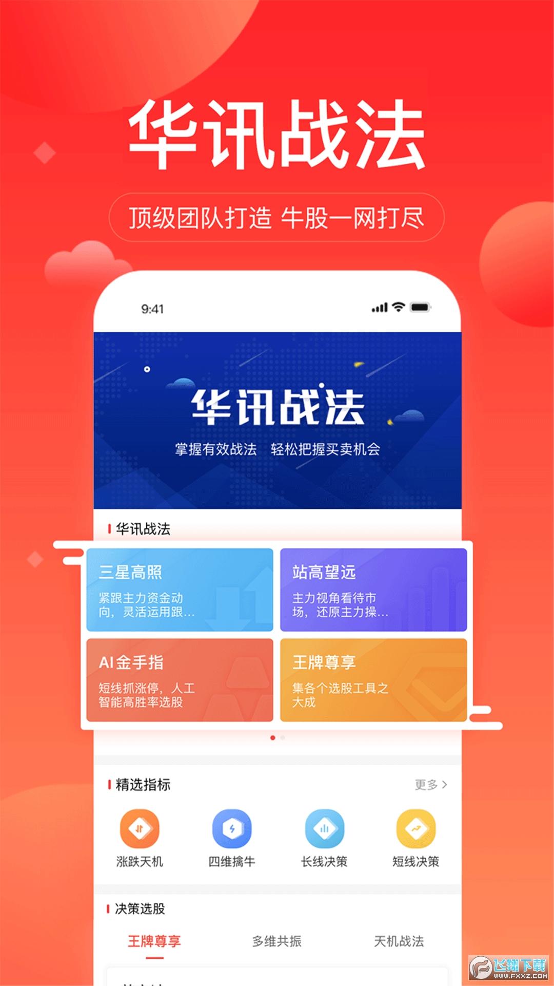 华讯股票app官方版v1.4.05安卓版截图2